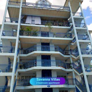 Savanna Villas  Aranguez Apartment for Sale