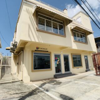 Ariapita Avenue, Upper Floor Commercial Space For Rent