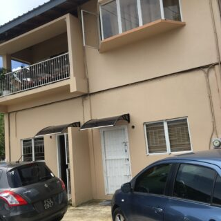 Early Diego Martin Apartment for Rent