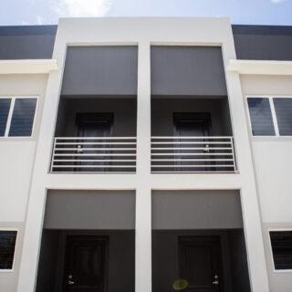 East Cardinal Court Duplex units