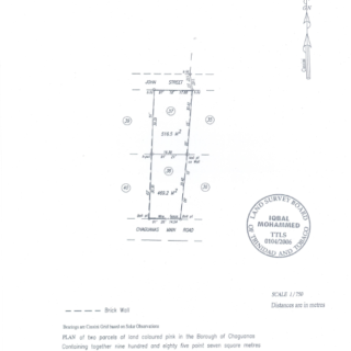 Land, Chaguanas Main Road, Chaguanas - $5.5M