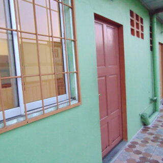 SAN JUAN UNFURNISHED UPSTAIRS APT, 1 BEDROOM, 1 BATH