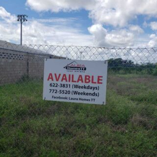 Arima – Dindial St Land for sale