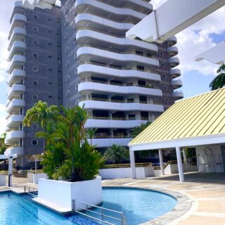 THE TOWERS, Westmoorings For Rent(Behind the Falls of Westmall) : TT$15,000