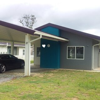 FOR RENT: Three Bedroom Home – East Lake