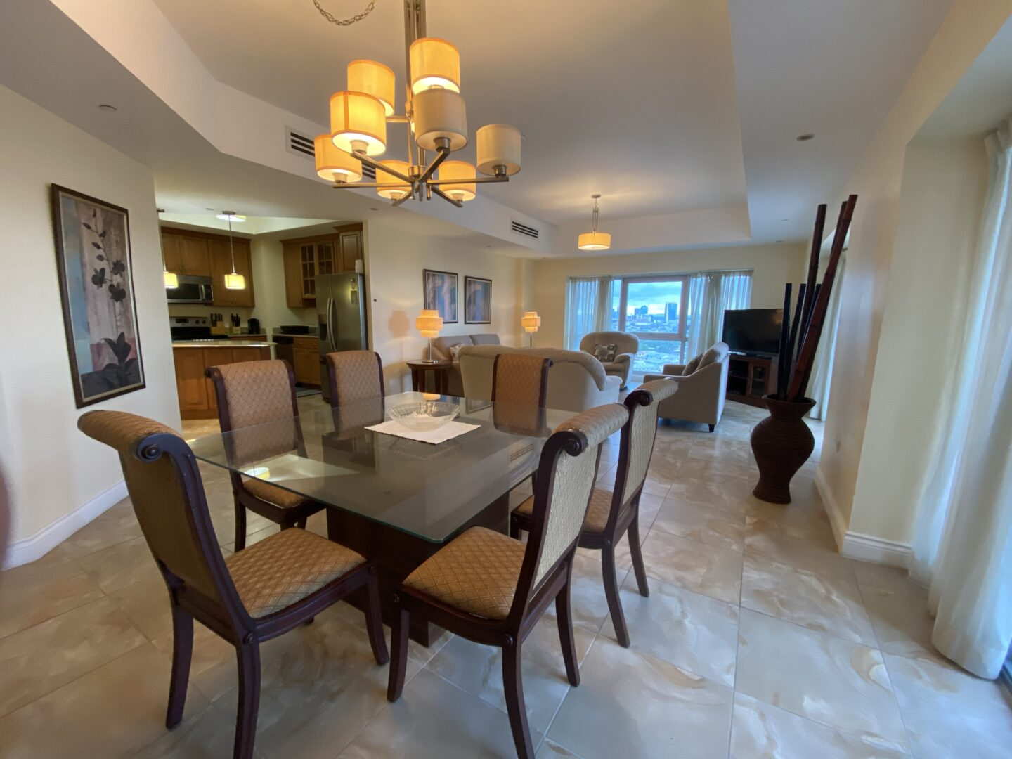 One Woodbrook Place For Rent