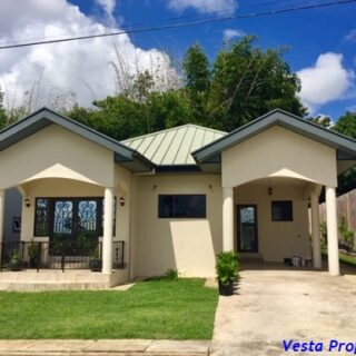 3 bedroom House – Arima