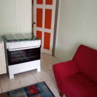 1 bedroom apartment, Edinburgh 500, Chaguanas