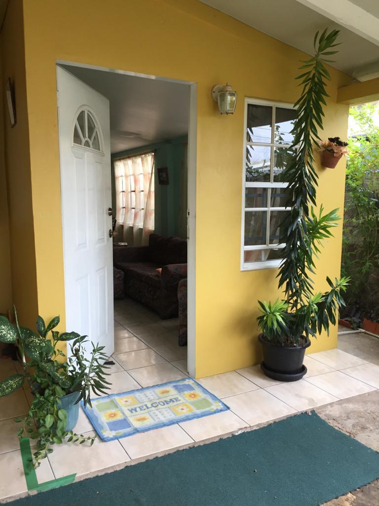 Residential Rental – Cazabon Avenue, Trincity