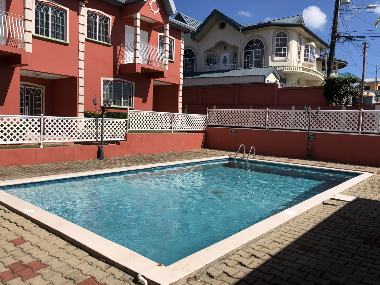Fully Furnished 2 Bedroom Townhouse FF – Gulf View