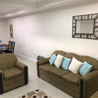 FULLY FURNISHED 2 Bedroom Apartment in St Joseph $6,000