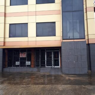 Commercial Building for Rent on Ramsaran Street Chaguanas