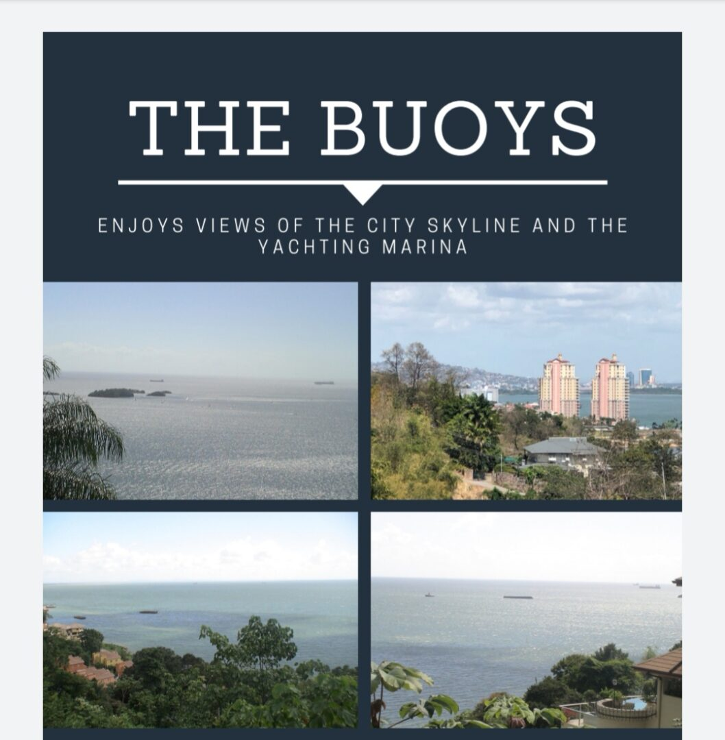 The Buoys Carenage- 18,000 sqft Sloping Land with Spectacular Views