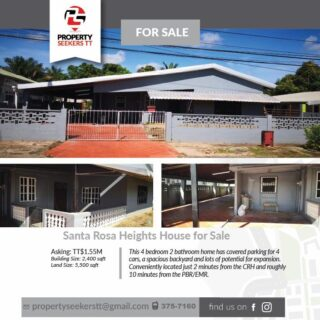 SANTA ROSA HEIGHTS ARIMA HOUSE FOR SALE