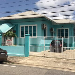 FOR SALE Freehold Property S2.9M on Nizam St. in St. James includes 2 Buildings