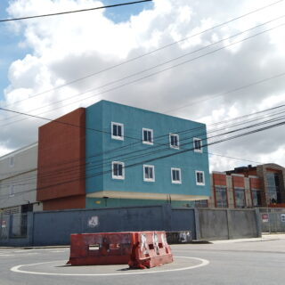 El Socorro – New 3 Storey Warehouse/Showroom/Offices