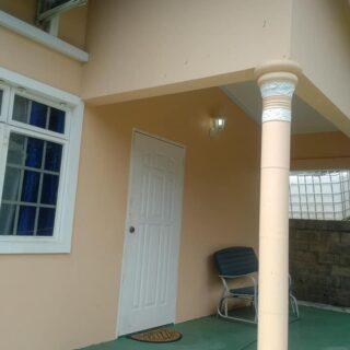 For Rent: Furnished Maracas Gardens, St Joseph Studio apartment