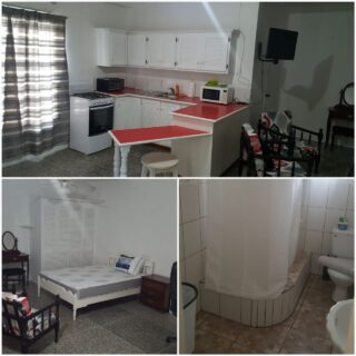 Santa Margarita, St Augustine Fully furnished and equipped Studio Apartment