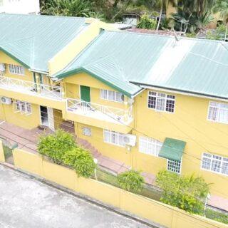 For Rent: Maraval ground floor condo