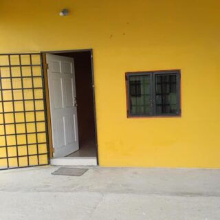 For Rent: Unfurnished Cunupia apt:$2500