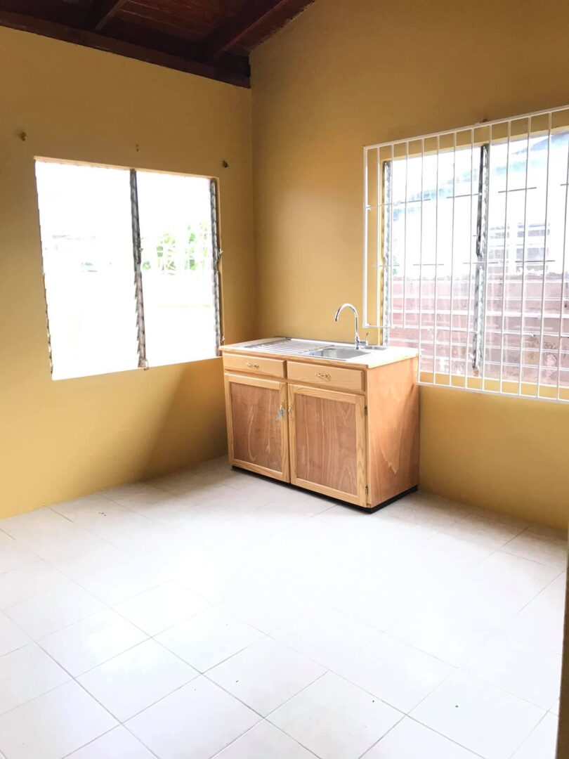 FOR RENT: TRINCITY 1 bedroom