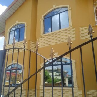 For Rent: Unfurnished 2 bedroom Chin Chin Upstairs/Downstairs Apartment