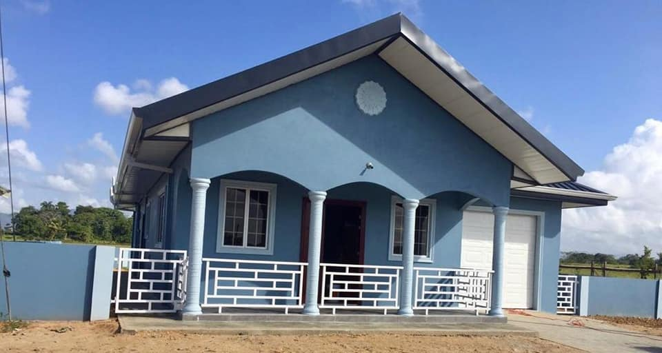 BRAND NEW 3 BEDROOM HOUSE FOR SALE in the New Development at Highbury Park, Piarco