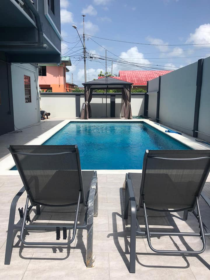 TWO STOREY 4 BEDROOM HOUSE FOR SALE!! Located at Calcutta #2 facing the Aquatic Centre