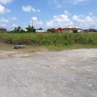 For Sale – Central Park, Couva – Level parcel of freehold land