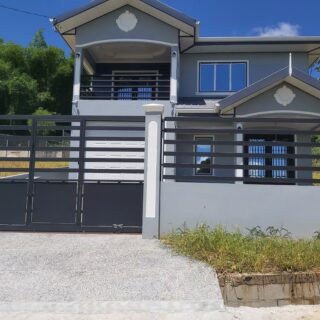 For Sale – Newly finished 3 Bedroom 2 Bathroom Home In Princes Town