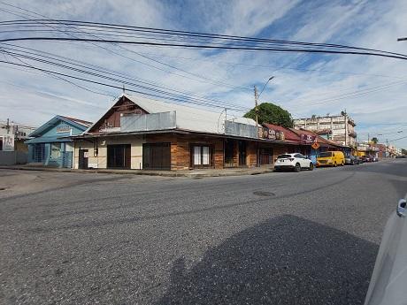 Corner property Tragrete rd  for Rent 18 K