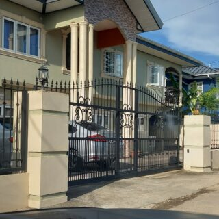 Chaguanas Unfurnished 2bedroom