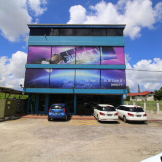Mulchan Seuchan Road Chaguanas Office Spaces for Rent