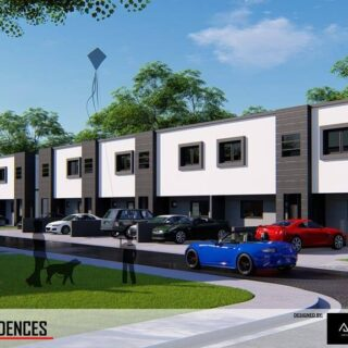 New Townhouse Development – Arouca/Piarco
