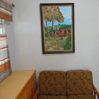 FOUR ROADS, DIEGO MARTIN FULLY FURNISHED 1 BEDROOM, 1 BATH