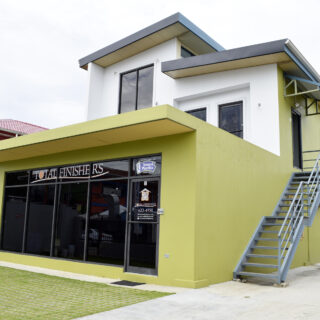 For Rent – Ana Street, Woodbrook – Office space with kitchenette