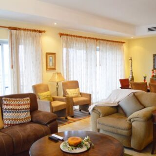 For Sale – One Woodbrook Place – Fully furnished apartment