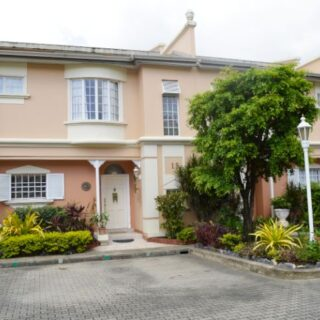 For Rent – Victoria Villas, Diego Martin – Gated compound with security