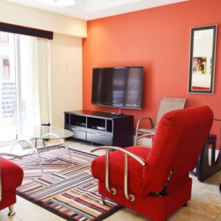 For Rent – One Woodbrook Place – Fully furnished 1 bedroom