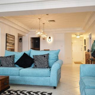 For Rent – La Riviera, Westmoorings South East – Beautiful sea views