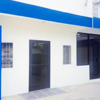 For Rent – Evans Street, Curepe – $12,000TT – Newly renovated ground floor commercial space