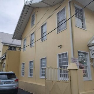 Commercial office space Long Circular Rd. St. James for rent 40 K