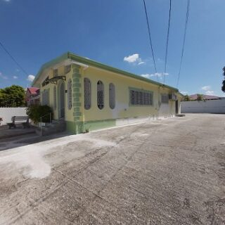 Soft Commercial space for rent Woodbrook 15 K