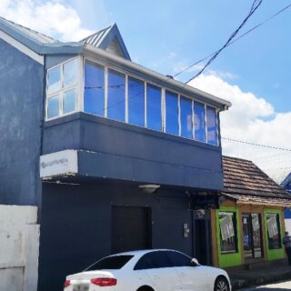 For Sale – Dundonald Street, Port of Spain – $2,700,000TT – Commercial building