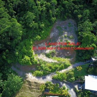 For Sale – Sovista Park, Maracas Gardens, St Joseph – $861,040TT – Two contiguous parcels of prime land