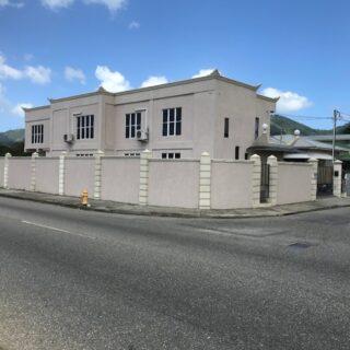 For Sale – Mucurapo Road & Henry Pierre Street, Woodbrook – Corner property