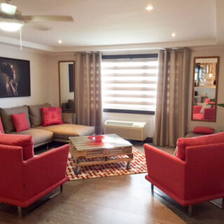For Rent – Bayside Towers – Fully furnished 2 bedroom apartment