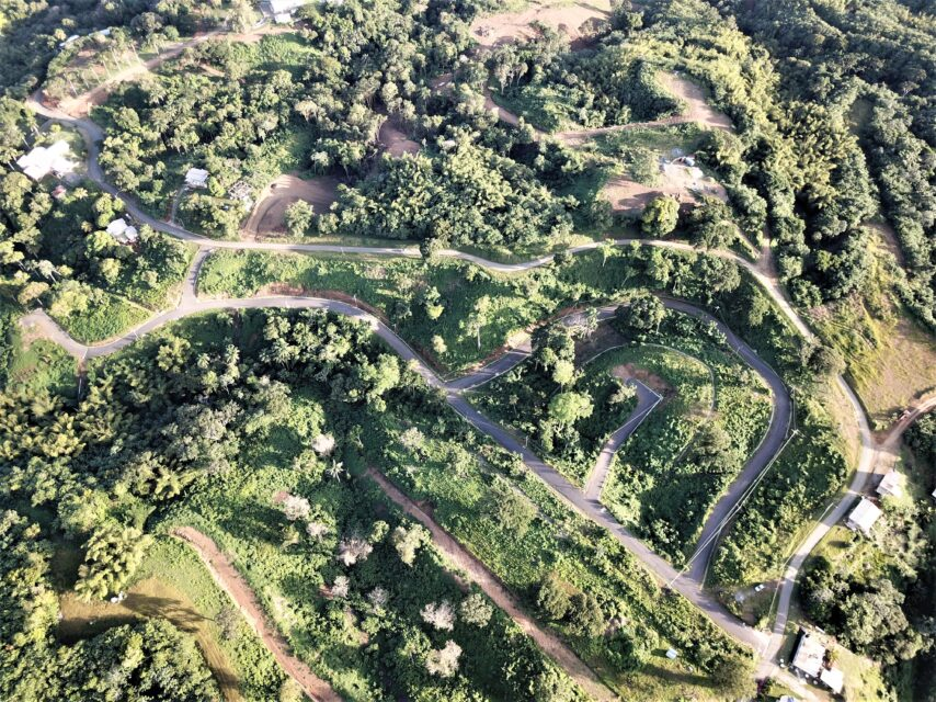 Orange Hill Estate, Tobago