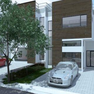 For Sale – Modern 3 Bedroom Townhouse – Palmiste