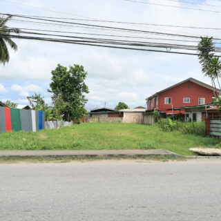 Land for Sale in Cunupia